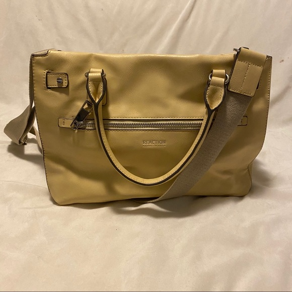 Reaction Kenneth Cole Handbags - Kenneth Cole buff colored purse